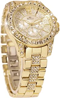 Houshome Lady Student Fashion Exquisite Wristwatch Women Elegant Water-Resistant Watch