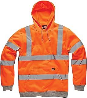 Size 4XL Pro-Tough CPHVHSO Hi Vis Hooded Sweatshirt orange Each