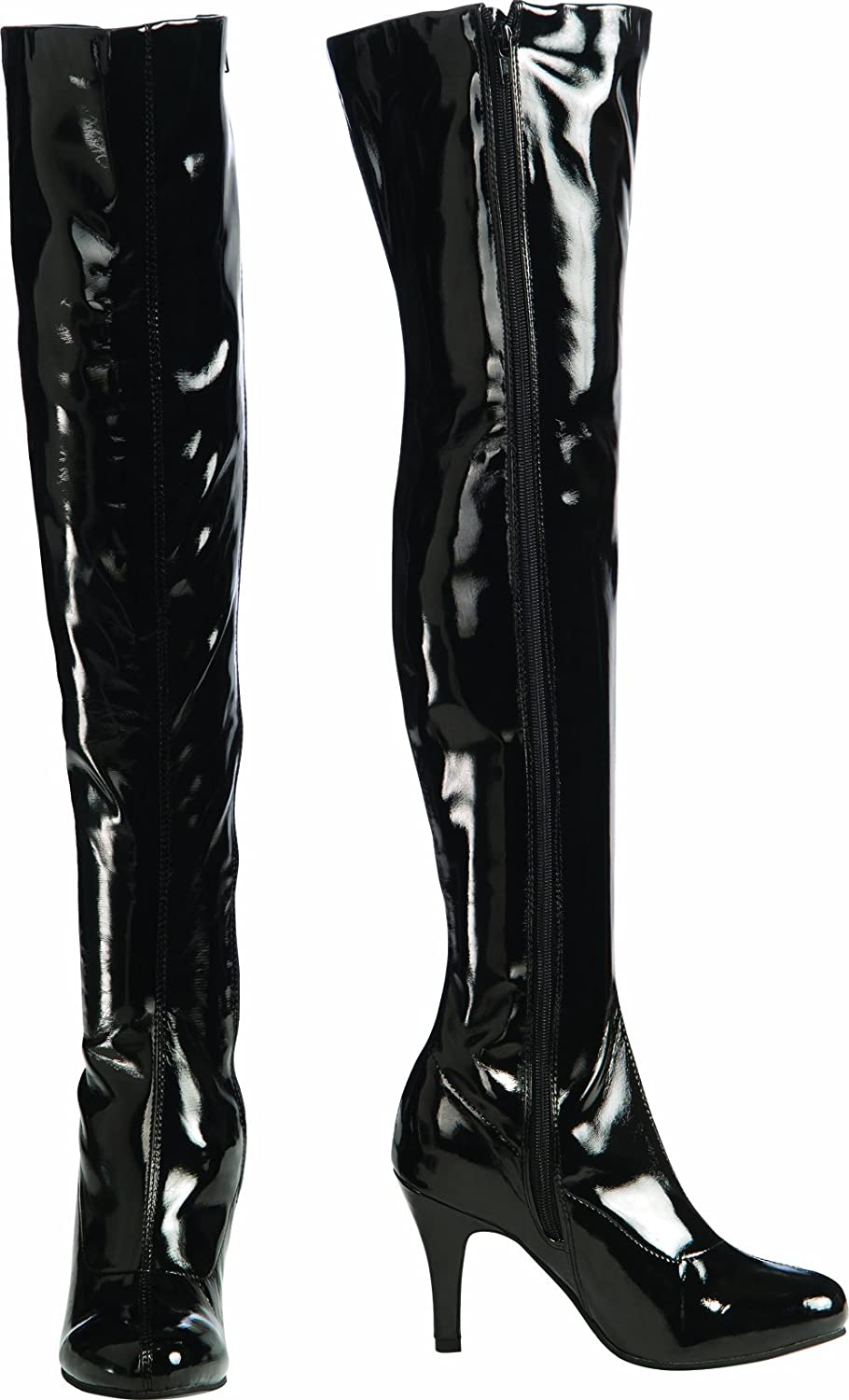 Secret Wishes Thigh-High Boots Heels Las Vegas Mall With Stiletto New York Mall