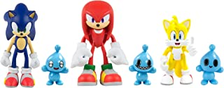 sonic 25th anniversary toys