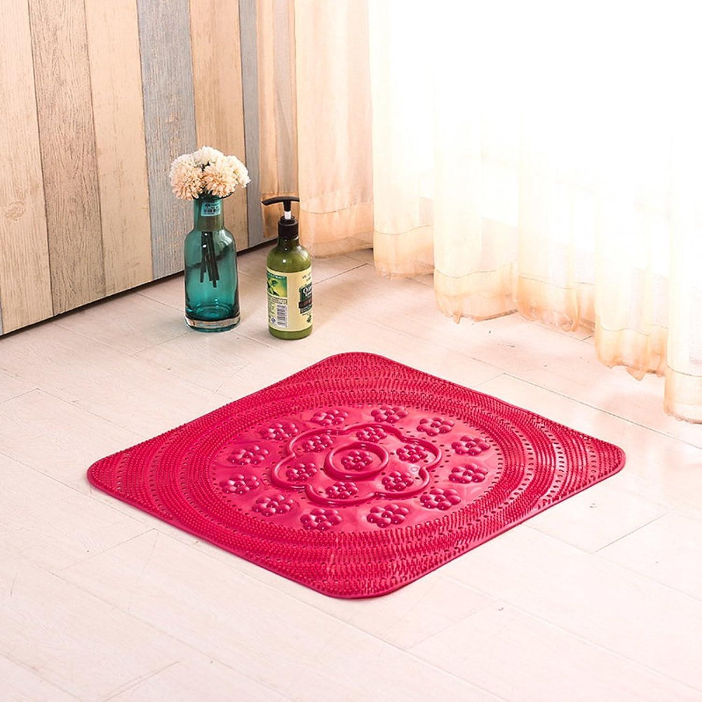 Bathroom Non-Slip mats Bathroom mats Shower mats Bathroom Bathroom mats Doormat Chuck Anti-Slip mats-J 50x50cm(20x20inch)