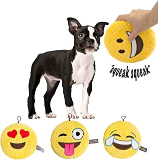 Best dog toy emoji Reviews