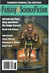 The Magazine of Fantasy & Science Fiction July/August 2020 Kindle Edition