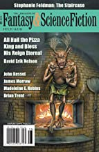 The Magazine of Fantasy & Science Fiction July/August 2020