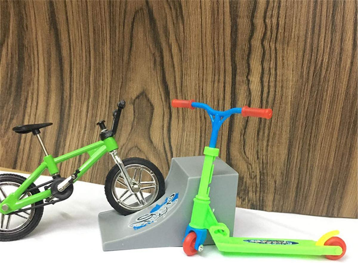 Mini Scooter Two Wheel Scooter Children's Educational Toys Finge