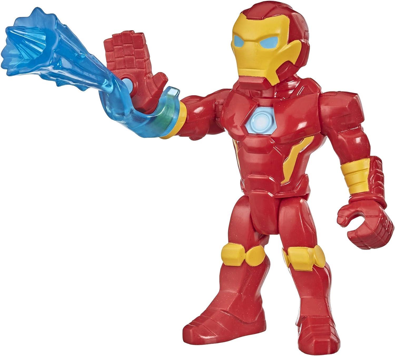Super Hero Adventures Playskool Heroes Mighties Max 52% OFF Bargain sale Marvel Mega Iron