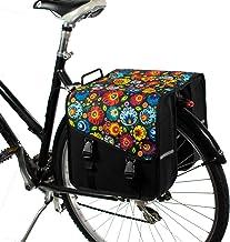 BikyBag Clásica S - Doble Alforjas Bolsa para Bicicleta