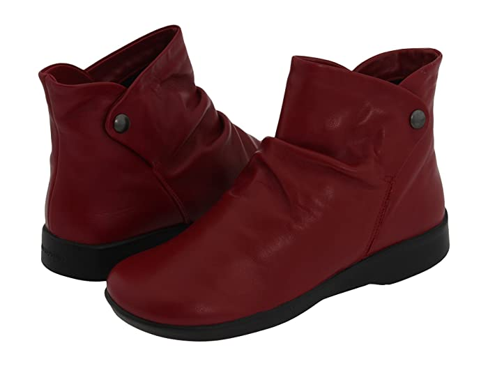 Arcopedico  N42 (Cherry Leather) Womens  Boots