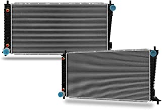 CU2165 2-Rows Radiator Replacement for ford F-150 F-250 Expedition 1997 1998 V8 4.6L