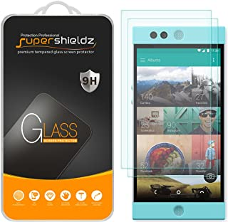 (2 Pack) Supershieldz for Nextbit Robin Tempered Glass Screen Protector, Anti Scratch, Bubble Free