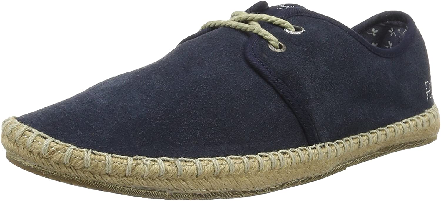 Pepe Jeans Men's Tourist Basic 4.0 Espadrilles