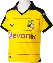 PUMA Kinder Trikot BVB Home Replica Shirt with Sponsor