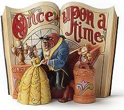 Jim Shore Disney Beauty and The Beast Love Endures Storybook Figurine 4031483