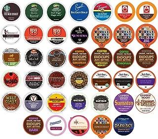 dark roast k cup variety pack