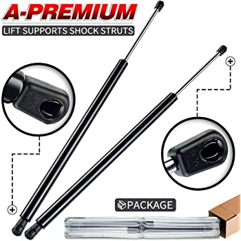 2006 2007 Pontiac Torrent CCIYU 2 Rear 6108 Liftgate Gas Charged Lift Supports Struts For 2005 2006 2007 Chevrolet Equinox
