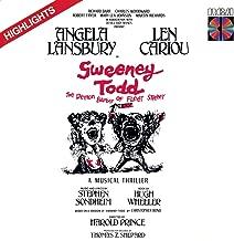Highlights From Sweeney Todd - The Demon Barber Of Fleet Street