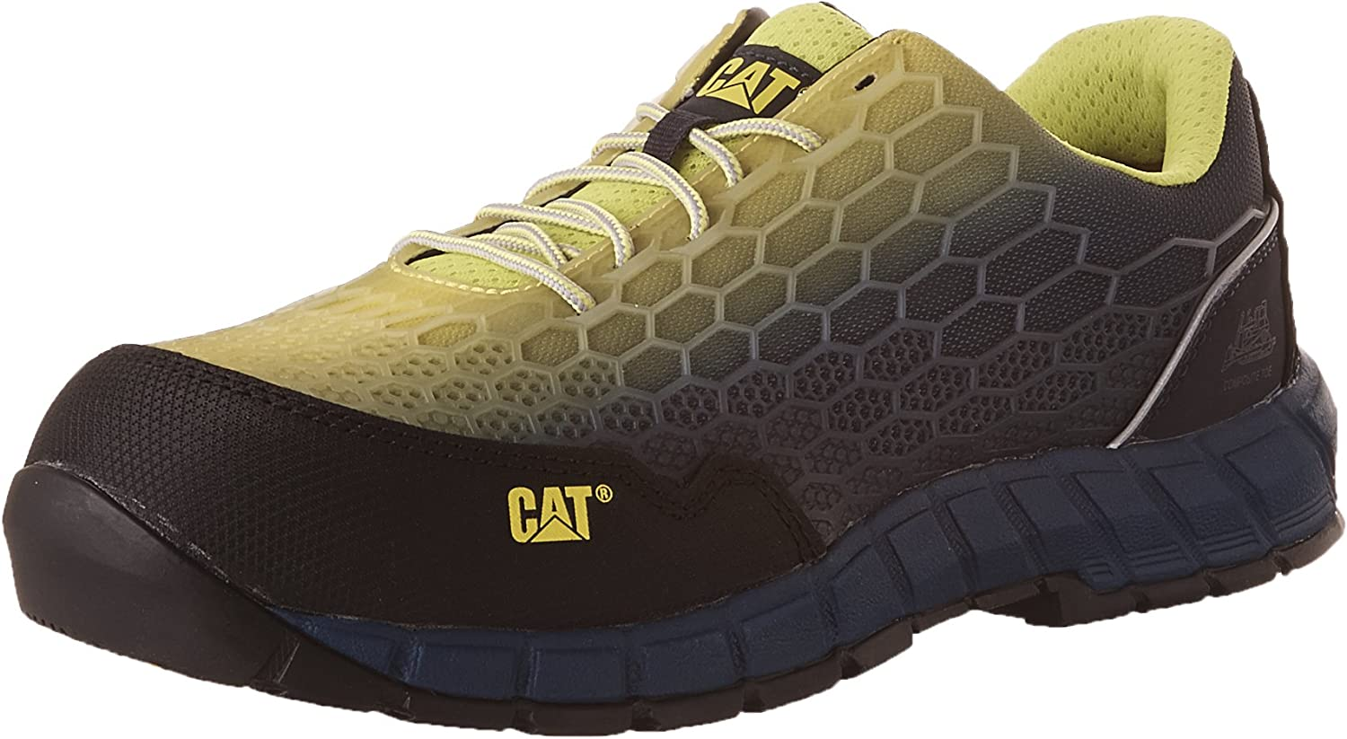 Caterpillar Footwear Men's Expedient Fire and Safety Boots