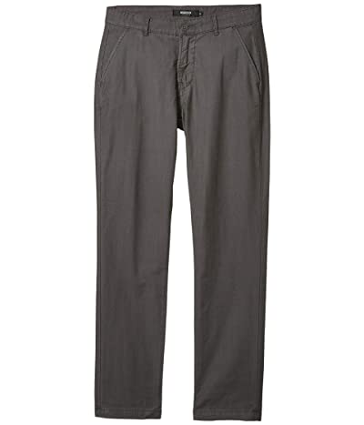 Hudson Jeans Classic Slim Straight Chino (Dark Grey) Men