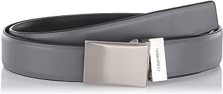 Men's Reversible Plaque Dress Belt