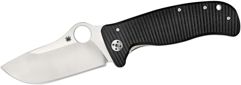 Spyderco Spyderco Spyderco Taschenmesser Lionspy, schwarz, C157GTIP B005LTT7FO  Neuer Stil f613af