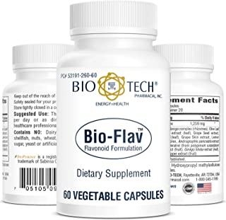 BioTech Pharmacal - BioFlav - 60 Count