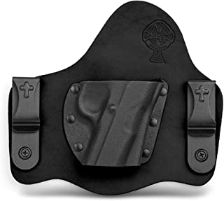 CrossBreed Holsters RH SuperTuck Concealed Carry Holster for 1911 Handguns