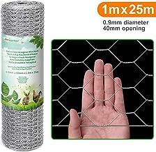 Bulk Hardware bh03875/cortina de alambre recubierto de pl/ástico con 2/ganchos y ojos cada 240/cm 96/cm