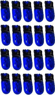 AERZETIX: Bombillas T10 W5W 12V para luces de numero de matricula, techo, iluminacion Interior (20 piezas)