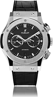 Hublot Classic Fusion Watch for Men - Analog Leather Band - 541.NX.1170.LR