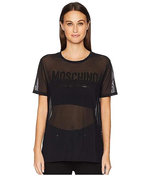 2e09aee9 Moschino Microfiber Maxi T-Shirt at Zappos.com
