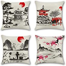 Shop Japanese Pillow Covers UK