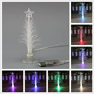 philips usb fiber optic christmas tree