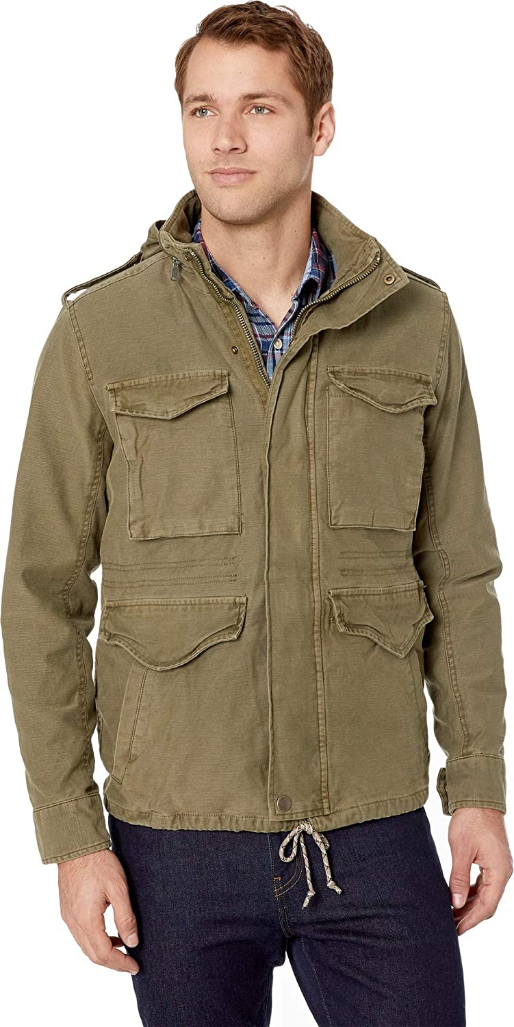 Lucky Brand Men's Removeable Sherpa Jacket