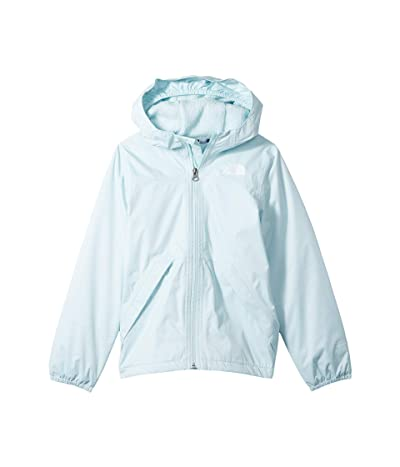 The North Face Kids Warm Storm Rain Jacket (Little Kids/Big Kids) (Starlight Blue) Girl