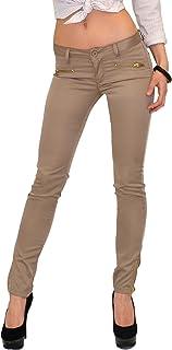 c9613c3f5658e Pantalon femme skinny Pantalon femmes taille basse pantalon en satin H04