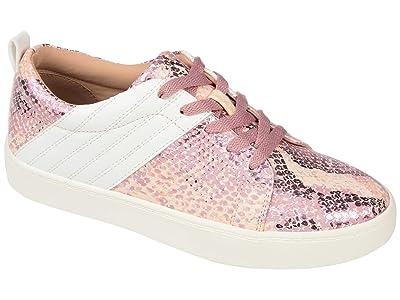 Journee Collection Comfort Foamtm Raaye Sneakers (Pink) Women