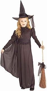 Forum Novelties Classic Witch Child Costume, Large