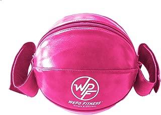 WePo Medicine Ball Cover Ball Bag Ball Holder Ball Carrier Exercise Bag Protector Carriage Bag Bag Fitter Sports Bag
