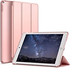 Kenke iPad Mini 4 case 7.9 inch Slim Lightweight Smart iPad Cover 7.9 Inch,Transparent Hard Shell with Auto Sleep Wake for iPad Mini 4th Generation Model A1538/A1550 (Rose Gold)