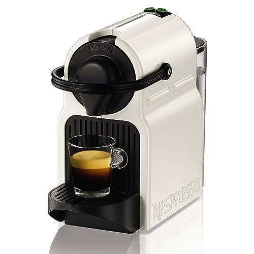 Nespresso Intenso Krups Inissia XN1001 Cafetera de cápsulas de 19 bares con 2 programas de café