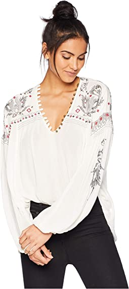 Rock It Tonight Blouse