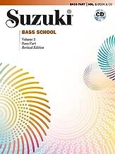 Suzuki Bass School Book & CD Volume 1 (Revised)
