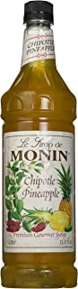 Monin Chipotle Pineapple Cocktail Syrup - 1 Liter