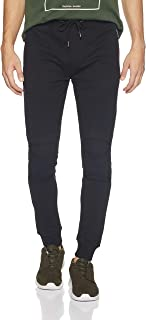 SF Jeans by Pantaloons Men's Straight Fit Casual Trousers