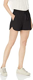 Women's French Terry Fleece Short