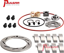 PULSAR 04-07 6.0 Powerstroke Turbo Rebuild Kit 6.6 Duramax LLY LBZ Staggered Step Gap Seals