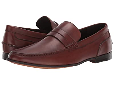 Kenneth Cole Reaction Crespo Loafer F (Cognac) Men