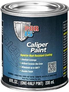 POR-15 42606 Black Caliper Paint - 8 fl. oz.