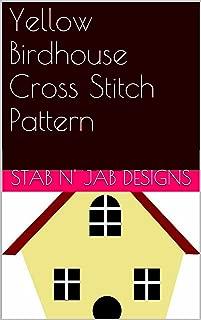 Best birdhouse cross stitch patterns Reviews