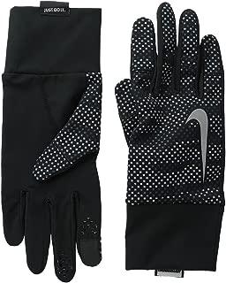 Nike Graphic Men's Vapor Flash Reflective Run Gloves 2.0, Size Large